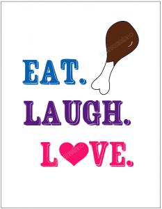 eatlaughlove